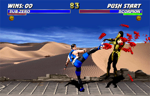 Сборник Mortal Kombat Arcade Сollection