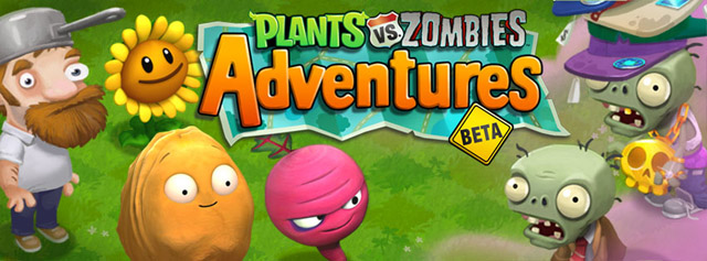 Кадры из Plants vs. Zombies Adventures