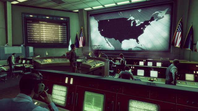скриншот игры The Bureau: XCOM Declassified